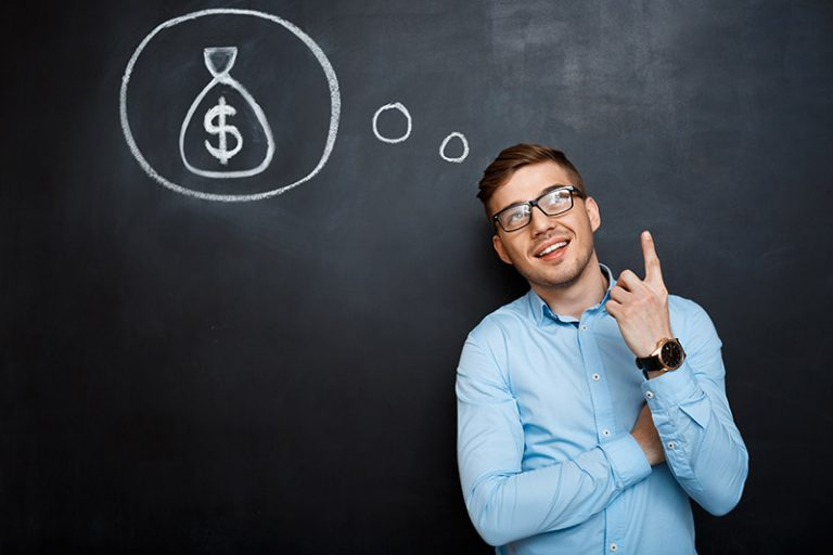 The Best Advice You'll Ever Hear On How To Get Rich Without Being Lucky